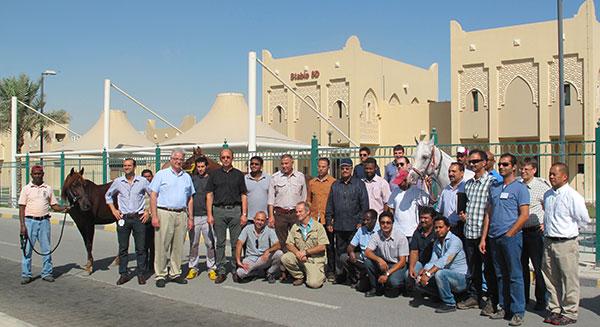 Workshop intersante Doha